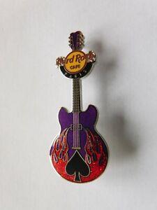 Hard Rock Cafe Paris 2006 - Wall Logo Rock - Limited HRC Local Guitar Series Pin