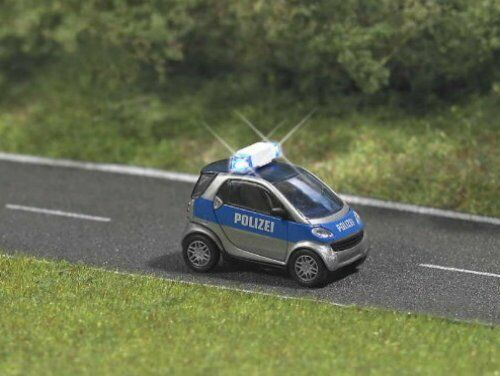 Busch 5623, Smart Polizei mit Beleuchtung, H0 Fahrzeug Modell Modell Modell 1 87 c88b65