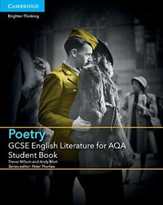 GCSE-English-Literature-for-AQA-Poetry-Student-Book-Mort-Andy-Millum-Trevor