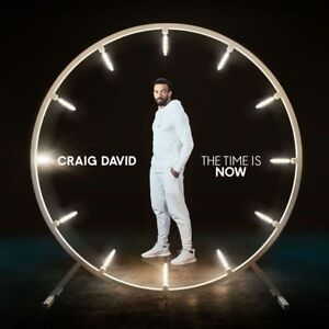 Craig-David-The-Time-Is-Now-DELUXE-CD-Album-Released-26th-Jan-2018-New