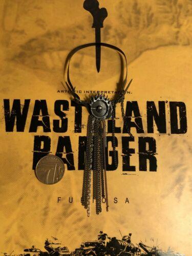 Virtual Toys VTS Wasteland Ranger Furiosa Belt /& Chains loose 1//6th scale