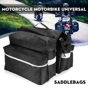 Motorcycle-Motorbike-Bike-Side-Saddle-Bag-Package-Luggage-Waterproof-Universal