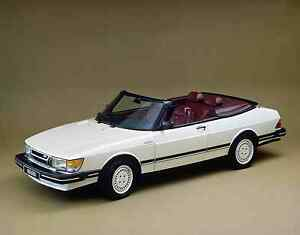 SAAB 900 CONVERTIBLE CAR COVER 1987 1988 1989 1990 1991