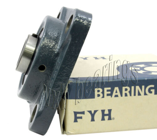FYH Bearings UCF202 15mm Square Flanged Mounted