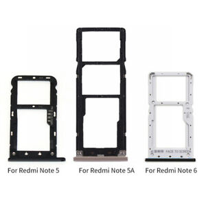 For Xiaomi Redmi Note 5 5A 6 7 Pro SIM Card Holder Slot Tray Adapter Parts    eBay