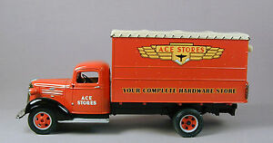Ace Hardware 1937 Chevrolet Delivery Truck Limited Edition Free Shipping
