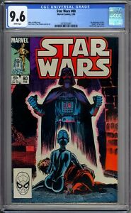Star-Wars-80-CGC-Graded-9-6-NM-1st-Appearance-Of-Ellie-Marvel-Comics-1984