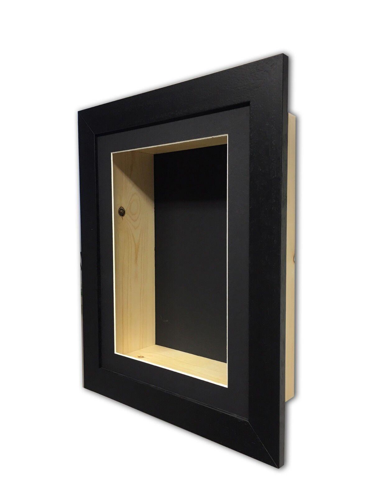 3D 4  di spessore Memory Box Cornice per GETTA medaglie, oggetti, CIMELI E GETTA per 04fa94