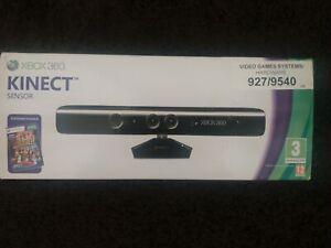 Adroit Xbox 360 Kinect Capteur De Mouvement Microsoft Official Boxed Inc Kinect Adentures! Très Bon état-afficher Le Titre D'origine