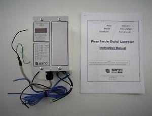 Sanki-P311-Piezo-Feeder-Digital-Controller-VVVF-Power-Supply-w-Manual-G