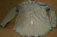 Lanesboro Men's Button Down Dress Shirt, Nwt, Sz. Xl 17 36/37