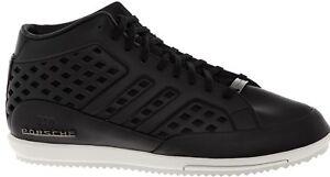 ad09ceef Adidas PORSCHE DESIGN 356 MID 1.3 Mens Black Trainers S75408 ...