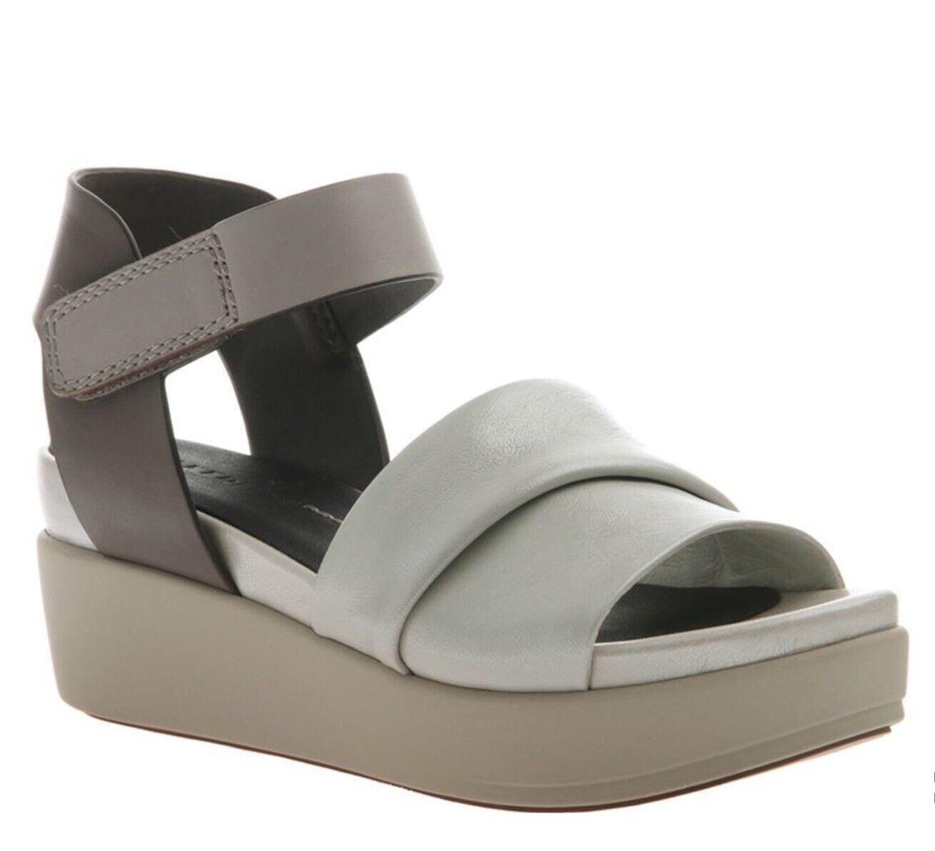 Sandalias Koda de pies desnudos, grises y grises, 9 - 1   2 fehombresino.