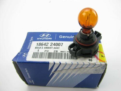 NEW GENUINE Turn Signal Light Lamp Bulb OEM For 2008-2014 Hyundai Genesis