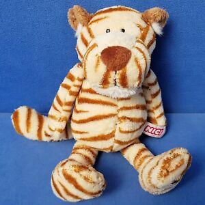 NICI-TIGRE-GATTO-BEANIE-Peluche-28-cm-a-strisce-Schlenker-Wild-Friends-CAT