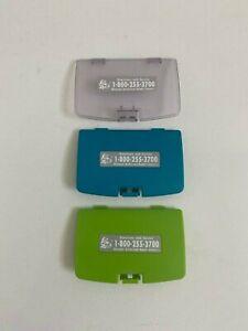 OEM-GBC-Game-Boy-Color-Battery-Cover-for-Nintendo-GBC-Door-Lid-Genuine