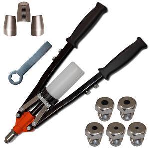 XL-Hebelnietzange-Edelstahlnieten-2-4mm-6-4mm-Blind-Nietzange-gross-Nietenzange