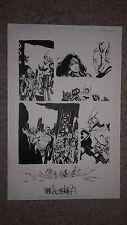 Takara DETECTIVE COMICS 45 pg 21 NEW ARMOR BATMAN JOINS THE JLA - HISTORIC + WW