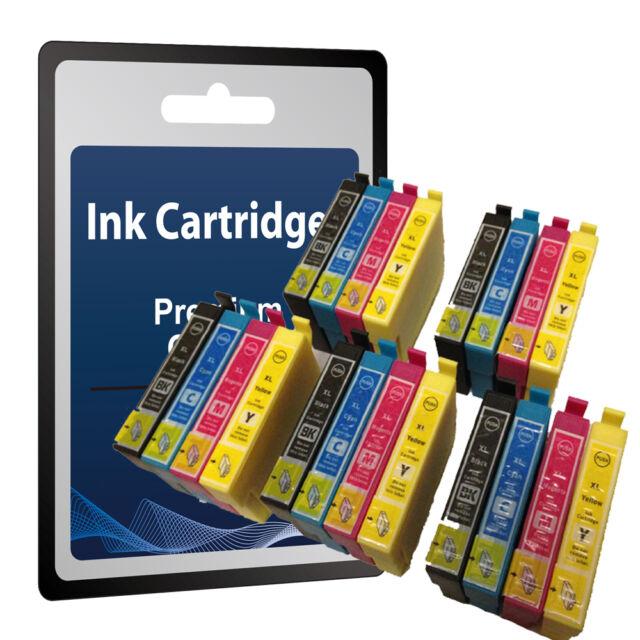 20 Ink Cartridge for Epson Stylus S22 SX125 SX130 SX230 SX235W SX420W SX425W 1