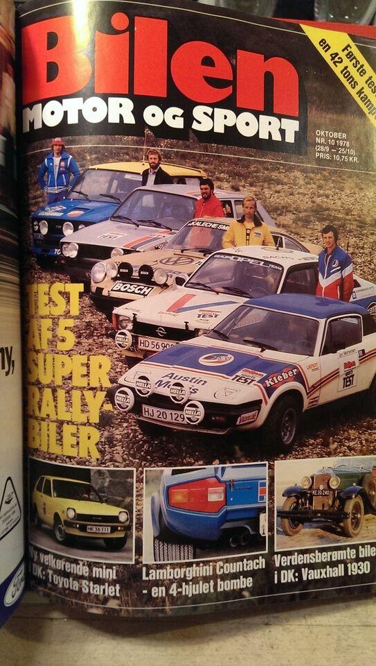 Bilen, Motor & Sport, Rogers Søgaard