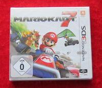 Mario Kart 7, 3d, Nintendo 3ds Spiel, Neu, Deutsche Version
