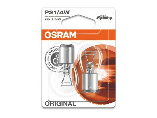 Osram 7225-02B 21/4W 12V BAZ15d Duoblister