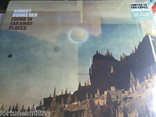 August Burns Red Found in Faraway Places coke Green LP vinyl Ltd Ed 500 only