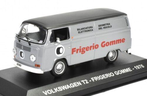 Volkswagen T2 FRIGERIO GOMME 1976 VAN 1:43 Diecast Atlas