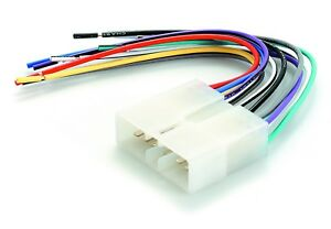 ford falcon ea eb ed radio wiring adapter new image is loading ford falcon ea eb ed radio wiring adapter