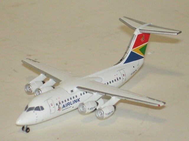 1 400 Jetx Bae146-200 South African Airlink scale model diecast new