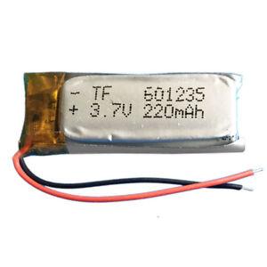 BATERIA-601235-LiPo-3-7V-220mAh-1Stelefono-portatil-video-mp3-mp4-GPS-tablet-led