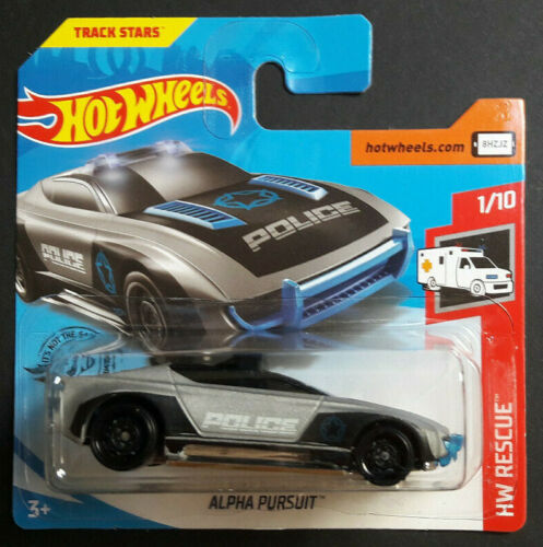 Hot Wheels 2020 Alpha Pursuit HW Rescue nuevo embalaje original /&