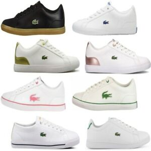 Lacoste Lerond Carnaby Womens Girls