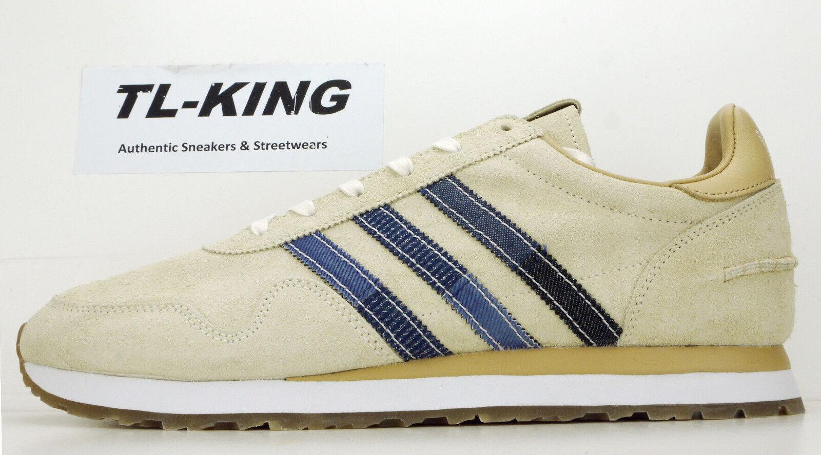 Adidas Originals Consortium Haven S.E X END X Bodega Tan Navy BY2103 Gw