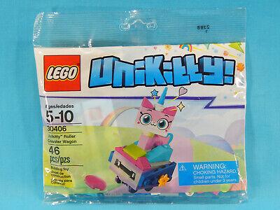 LEGO set 30406 Unikitty Roller Coaster Wagon SEALED 46pcs RARE New