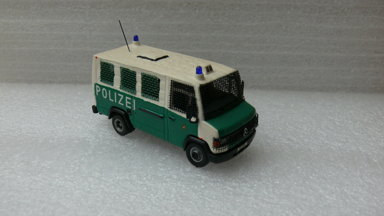 Polizia Berlino Bepo BPA grukw MB 611 D prossootipo h0 1 87 pezzo unico TOP RAR