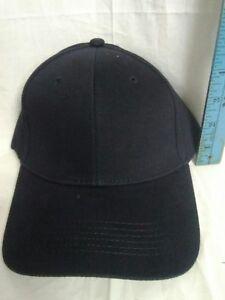 42db31b0bc6 Pacific Headwear Pro Model Cap Hat 401F Med- XL 7 3 8- 8 Dark Navy ...