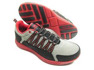 14 Negro Owen Zapatos Gris Rojo Supra Tamaño Hombres n6xA0nZ