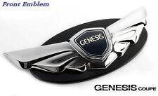 Front Hood genuine emblem For Hyundai Genesis coupe (2010-2012)////