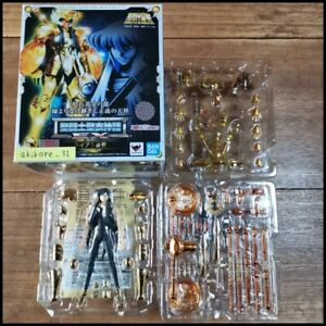 Saint Seiya Myth Cloth Ex Shiryu Libra Action Figure Bandai Ebay