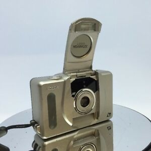 Vintage-KODAK-ADVANTIX-T550-Auto-Focus-APS-Camera-Manual-amp-Case-Fully-Working