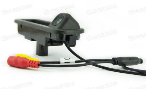 Car Trunk Handle CCD Rear View Backup Camera for Ford Focus 2011-2014 12 13 MK3