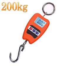 Portable Crane Scale 200kg Lcd Digital Electronic Pocket Hook Hanging Scale
