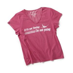 Damen-Boeing-Shirt-034-If-it-s-not-Boeing-I-m-not-going-034-Gr-M