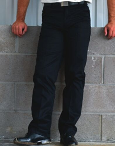ONLY £7.83 each RTY034 Black Workwear Trousers Clearance Offfer