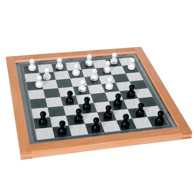 Oberschwäbische imán juegos dama 50 x 50 cm 5030