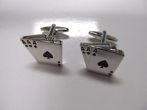 Poker-3-Aces-Card-Novelty-cufflinks