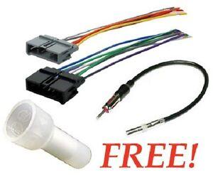 [SCHEMATICS_4PO]  85 - 01 DODGE DAKOTA RADIO WIRING HARNESS & ANTENNA ADP | eBay | Dodge Dakota Wiring Harness |  | eBay