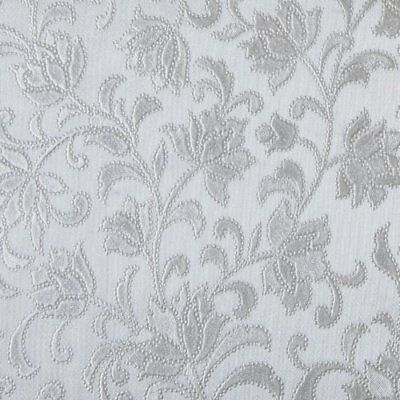 Traditional Gold Embossed Floral Pvc Vinyl Table Cloth Wipe Clean Plain Damask