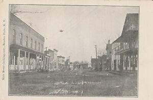 S21-1540-RPPC-Postcard-Brasher-Fall-NY-Main-Street-Looking-East-c-1915